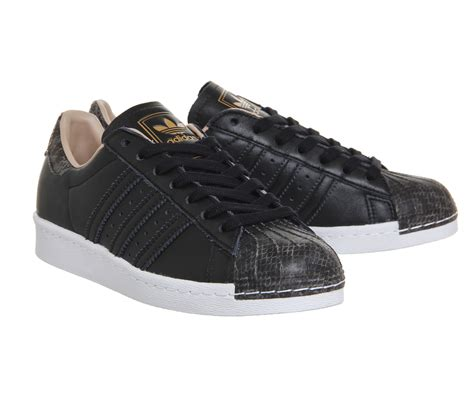 Exclusive Adidas Superstar Jaman Now adidas superstar 80s black snake toe exclusive
