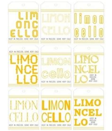 printable limoncello tags 1000 images about limoncello on pinterest hay blog and