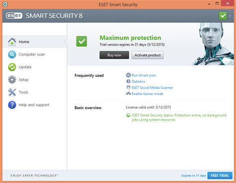 Antivirus Berbayar review eset smart security 8 antivirus ringan uh