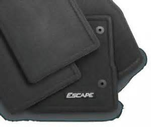 new 2013 ford escape premium med carpet floor mats