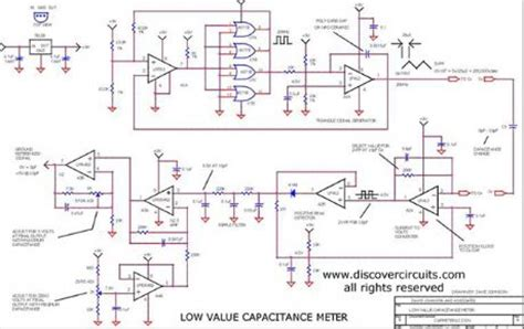 capacitor meter circuit diagram index 349 circuit diagram seekic