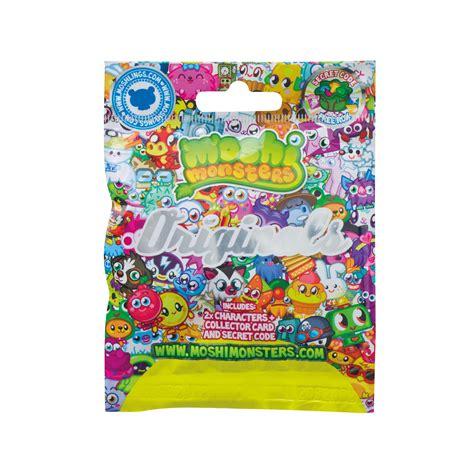 Moshi Monsters Blind Bags moshi blind bags originals 163 2 00 hamleys for moshi