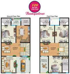 120 sq yard home design rainbow sweet homes 120 sq yards one unit bungalow internal plan real estate housing