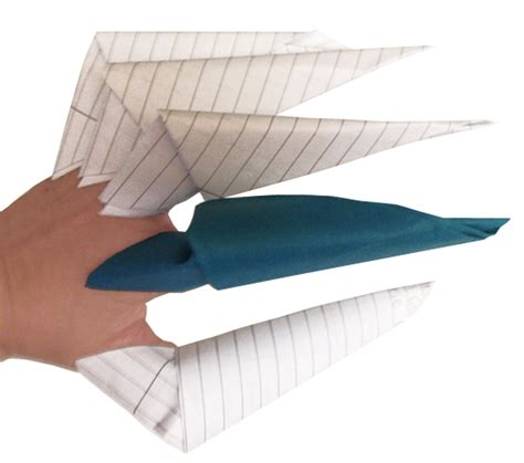 Claw Origami - paper claw tutorial enter the