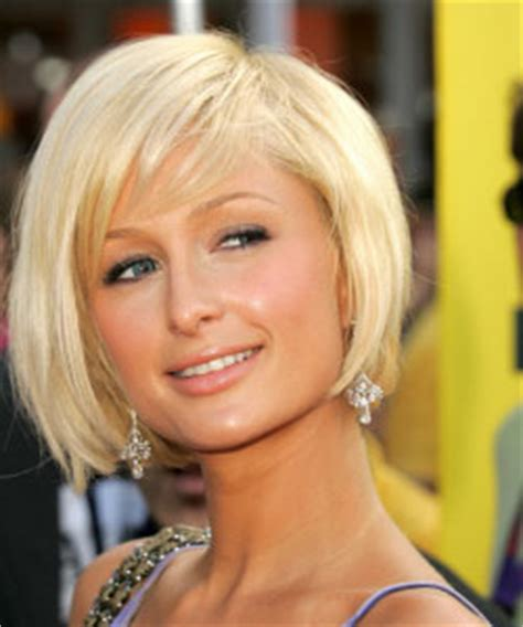 hair styles in paris paris hilton with short hair