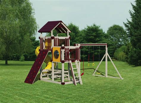 swing sets parts miami quality wooden playsets slides swings