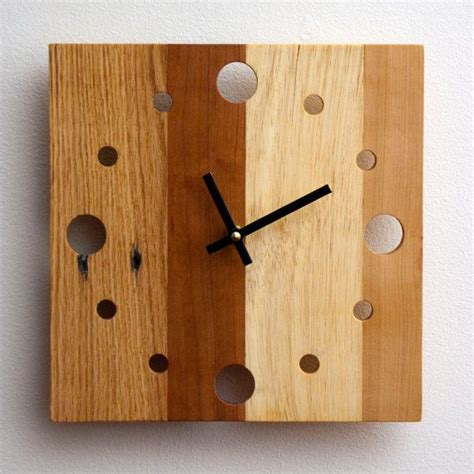 woodworking clocks 25 best ideas about wooden clock on