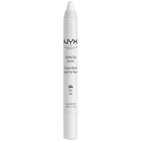 Nyx Jumbo Eye Pencil Di Counter recensione matitone jumbo eye pencil n 604 milk bianco