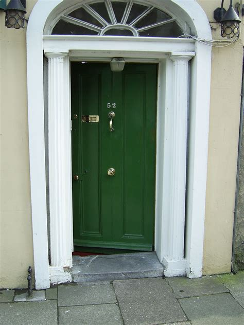 What Can Go Through The Green Glass Door by The Green Glass Door Fleshroxon Decoration