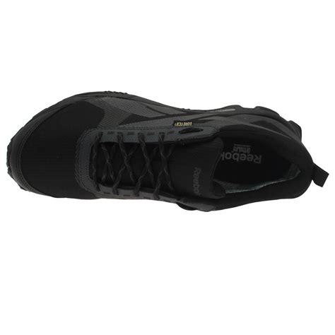 reebok waterproof running shoes reebok premier flex mens black tex waterproof vi