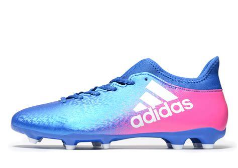 football shoes jd adidas blue blast x 16 3 fg jd sports