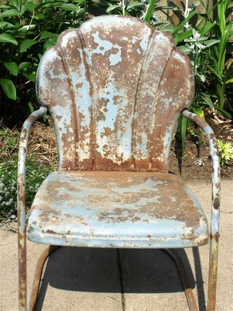 Removing Paint From Metal Furniture by How To Tell If Metal Furniture And Decor Is Worth