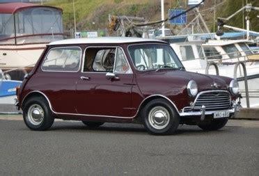 Mini Cooper M 253 1968 morris cooper s phillo shannons club