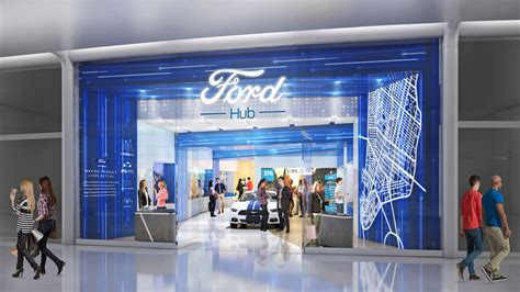 Bmw Usa Customer Service by Ford Invests In Customer Experience As Strong As
