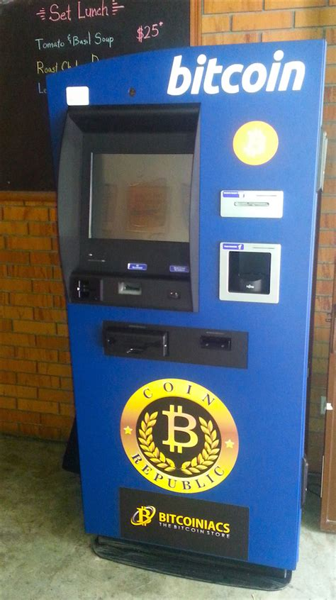 bitcoin machine money spinners this week s bitcoin atm news
