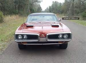1970 dodge coronet superbee 6 pack 4sp