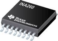 ti digital resistor ina260 high low side digital current power monitor with integrated 2mω shunt resistor ti