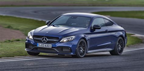 mercedes s amg coupe 2016 mercedes amg c63 s coupe review caradvice
