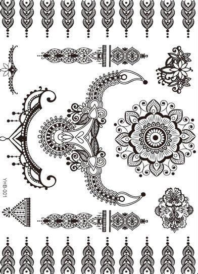 black henna temporary tattoos canada black henna bracelet black bracelet flash
