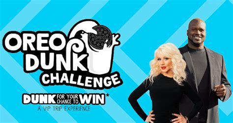 Oreo Sweepstakes - oreo dunk challenge sweepstakes 2017