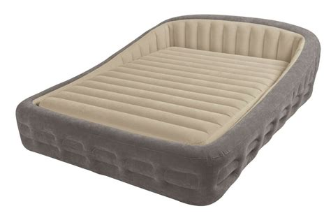 intex comfort frame airbed 2 n 1 air bed w removeable mattress 67971e ebay