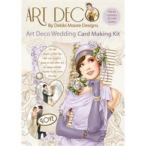 debbi designs deco card kit wedding jo