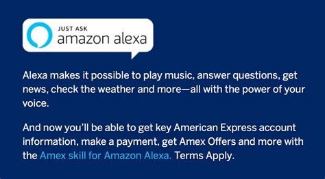 Add American Express Gift Card To Amazon - brandchannel american express speaks to gen z with alexa skill