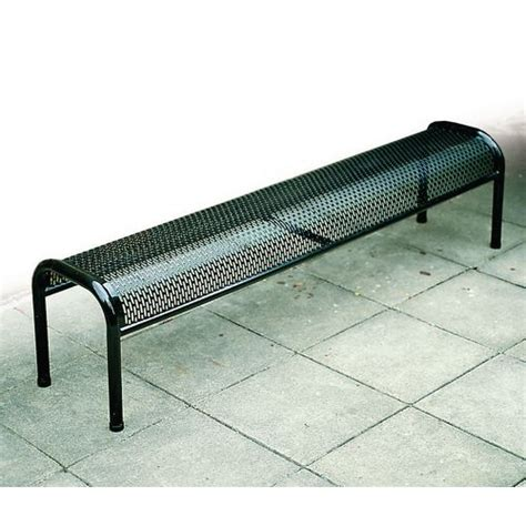 bench bolts bench metal bolt down black l 1800mm seating tables