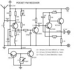 electronics projects simple fm walkie talkie