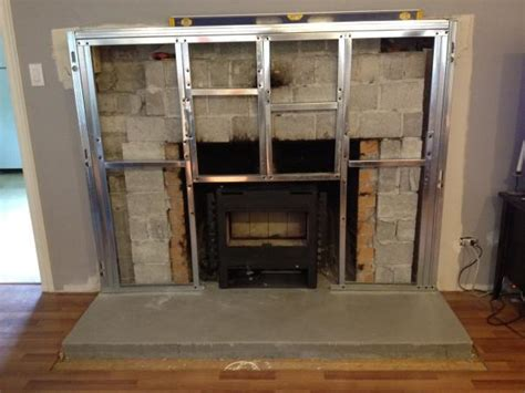 Fireplace Cement Board by Vision Hearth Forums Home