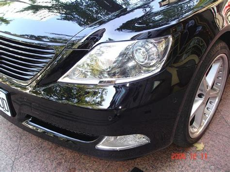 Matching Lights And Ls Pin Lexus Ls460 Side T2jpg On