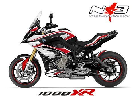 Bmw S1000xr Aufkleber by Bmw S1000xr Edition Rot Auf Wei 223 Er Maschine Bikes Shop