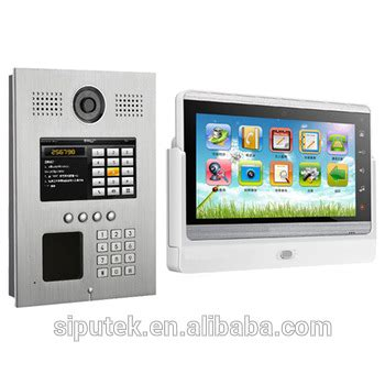 7 inch android tcp wifi home automation system ip
