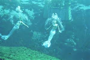 Are mermaids real off to see the mermaids