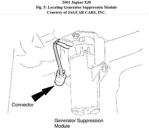 jaguar alternator wiring diagram wiring diagram schemes