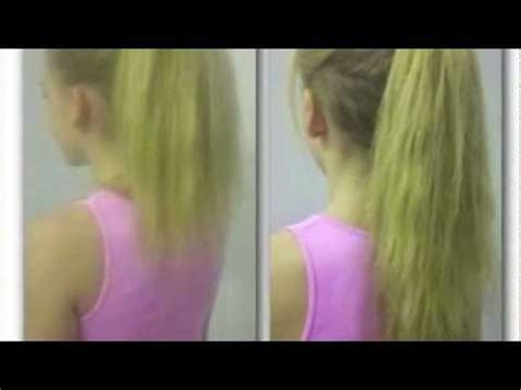 gow to make longer haircut how to make your hair look longer no hair extensions youtube