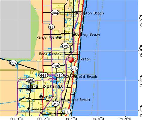 florida map boca raton boca raton florida fl profile population maps real