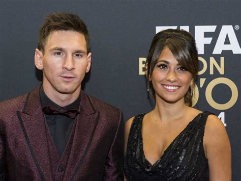 Messi And Wife | messi wife special collection pictures