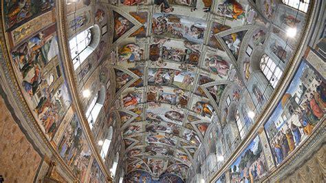 imagenes ocultas en la capilla sixtina 191 la capilla sixtina de miguel 193 ngel oculta un c 243 digo