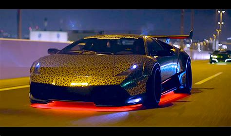 lamborghini custom this is what happens when japanese yakuza decide to
