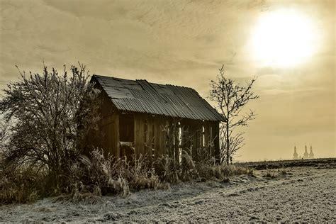 alte scheune alte scheune foto bild jahreszeiten winter natur