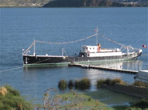 barco de vapor peru 2018 barco quot yavari del lago titicaca recibe premio de gran
