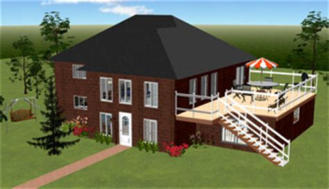 home design software free 3d house and landscape