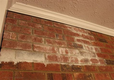 How Do You Paint A Brick Fireplace by How To Whitewash A Brick Fireplace Erin Spain