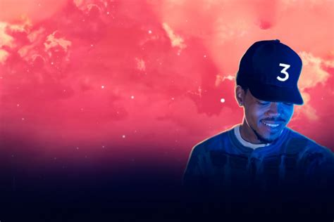 coloring book chance the rapper lil wayne chance the rapper makes the gospel album kanye didn t