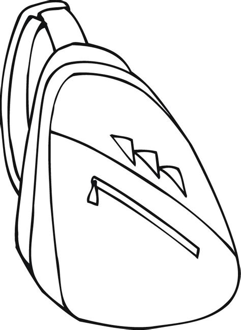 Backpack Coloring Pages 28026 Bestofcoloring Com Backpack Coloring Pages