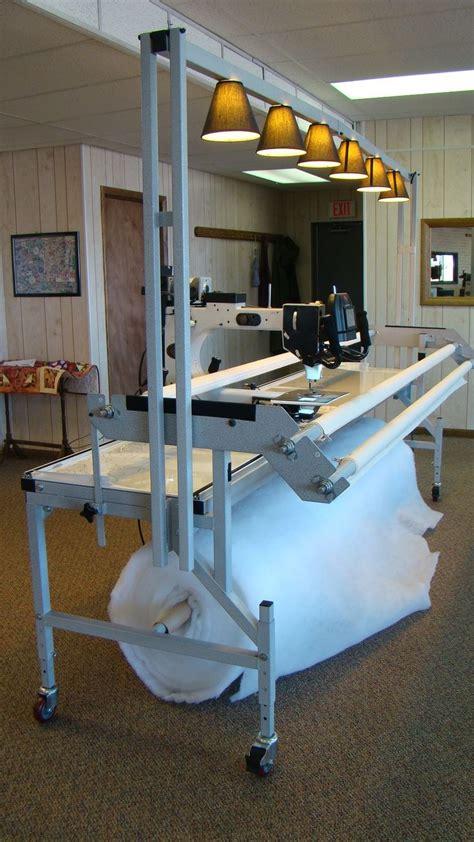 Gammill Arm Quilting Machine by Gammill Arm Quilting Machine Flying Pig Studio