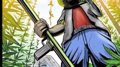 Ganga Planter by Aries Murda Ganja Farmer Dnb Remix