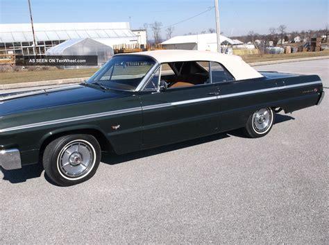 1964 chevy impala 1964 chevy impala ss convertible