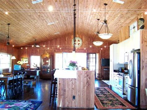 pole barn homes interior 1000 images about barn love on pinterest pole barn